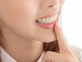 天然歯と見間違う審美性