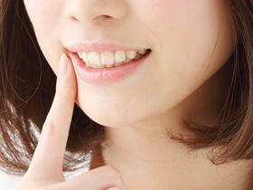 前歯の色・形をきれいにしたい